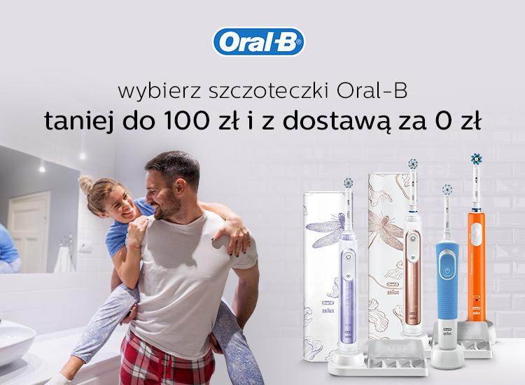 promocja oral-b