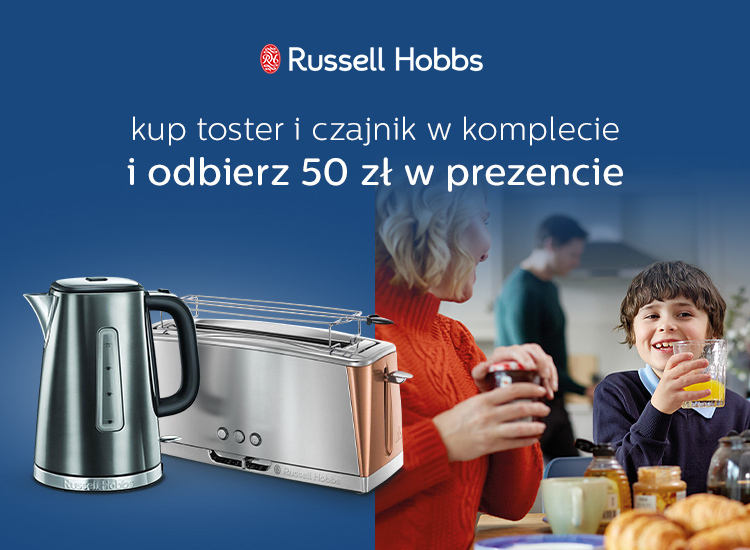 russell hobbs promocja