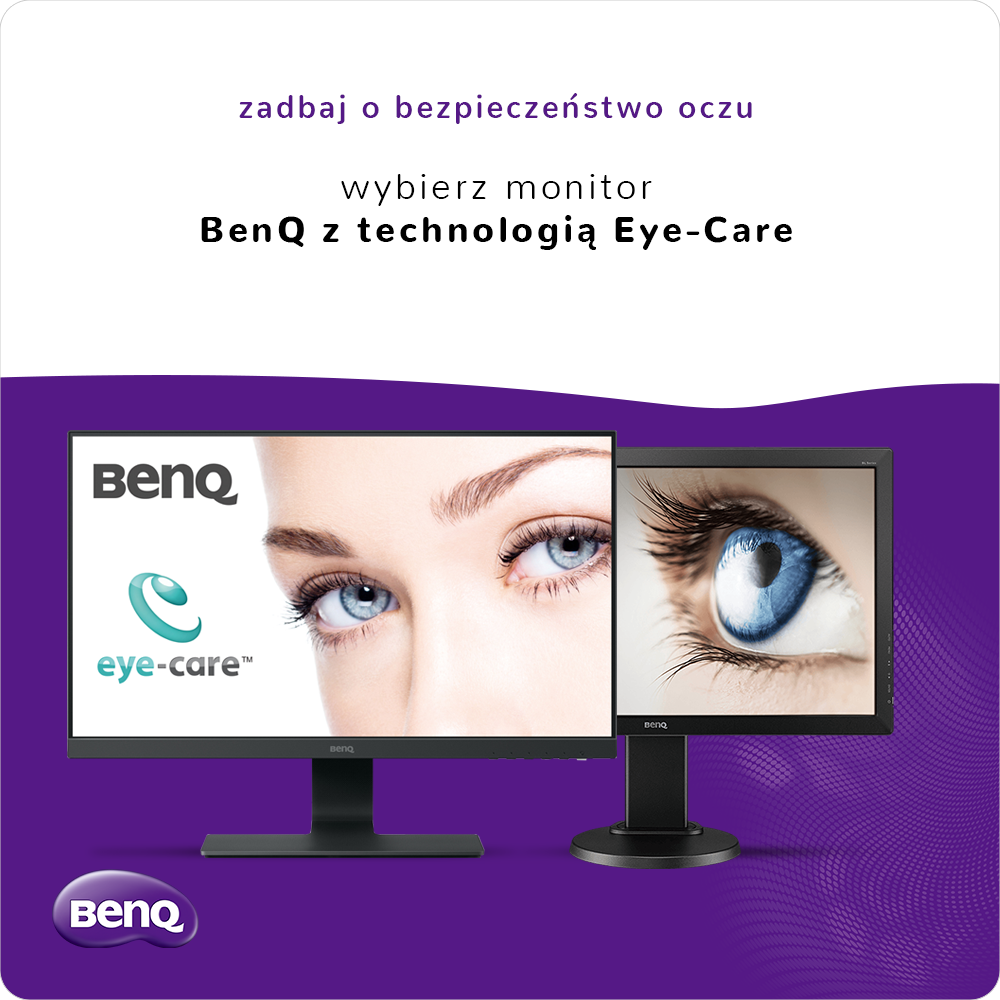 monitory BenQ Eye-care