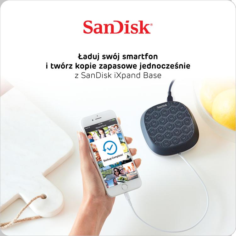 SanDisk iXpand Base sklep