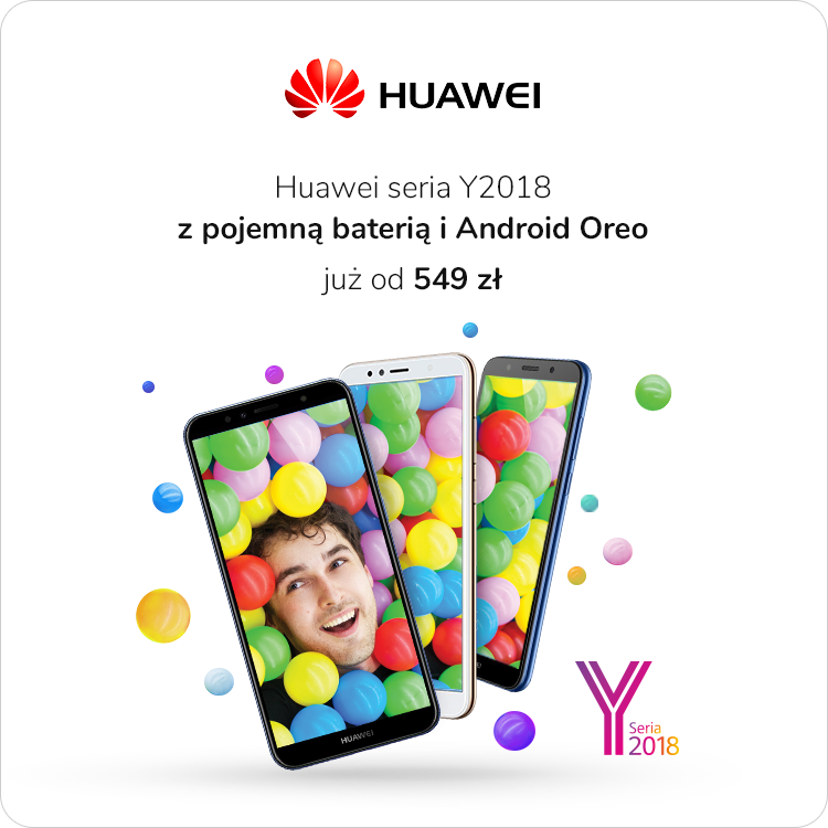 Premiera Huawei Y 2018