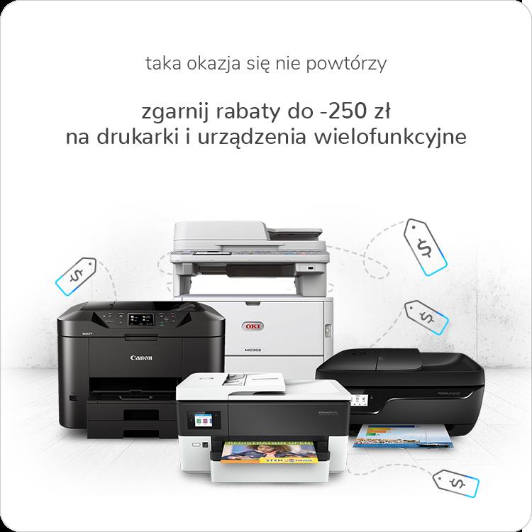 Promocja drukarki