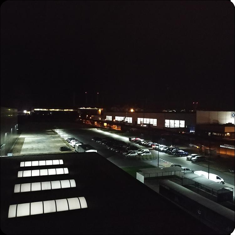 zdjęcie nocne Xiaomi Mi 8 Lite