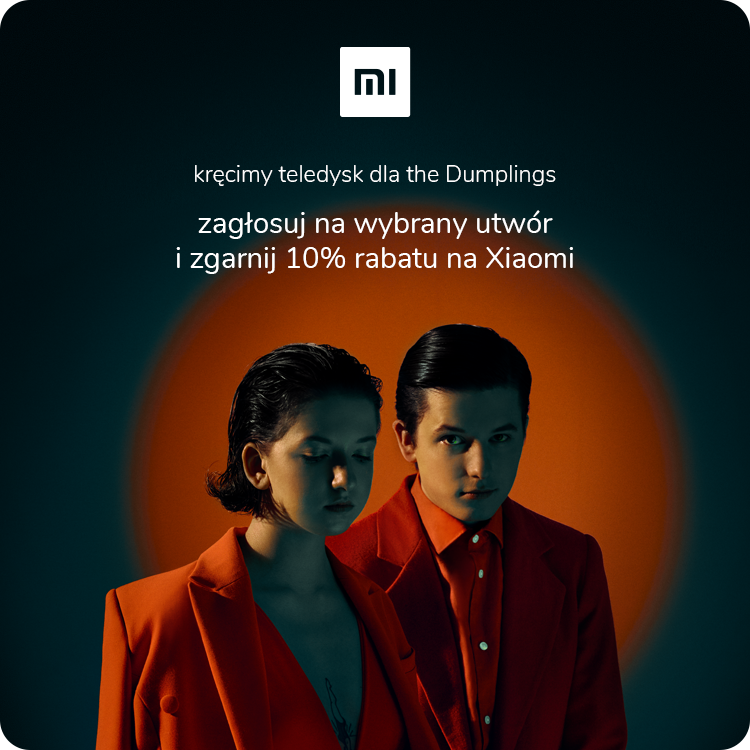 Teledysk The Dumplings kręcony smartfonem Xiaomi