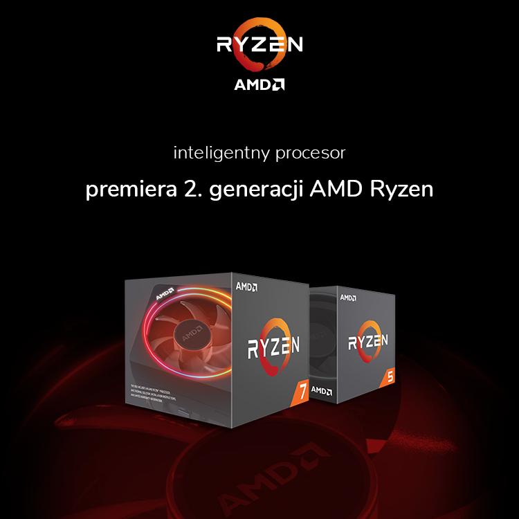 AMD Ryzen 2700X sklep, Ryzen 7 2700 sklep, Ryzen 5 2600X sklep, Ryzen 5 2600 sklep