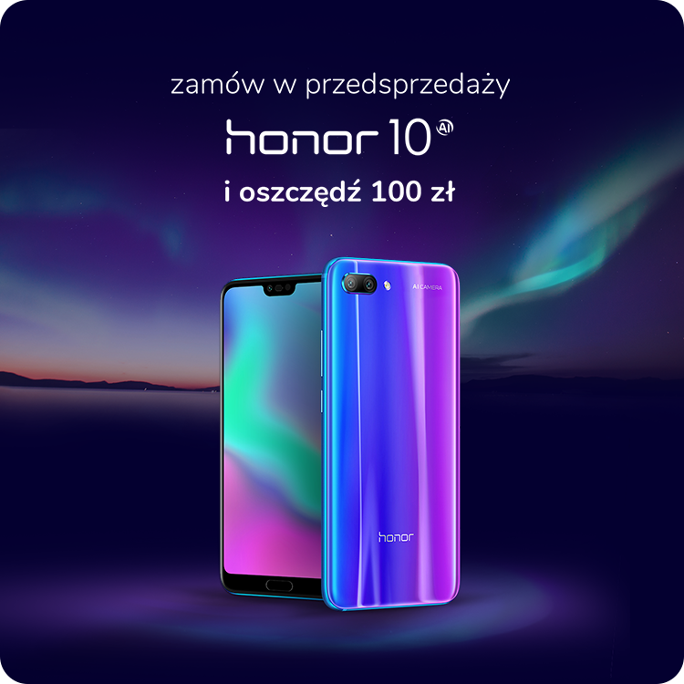 Honor 10 sklep