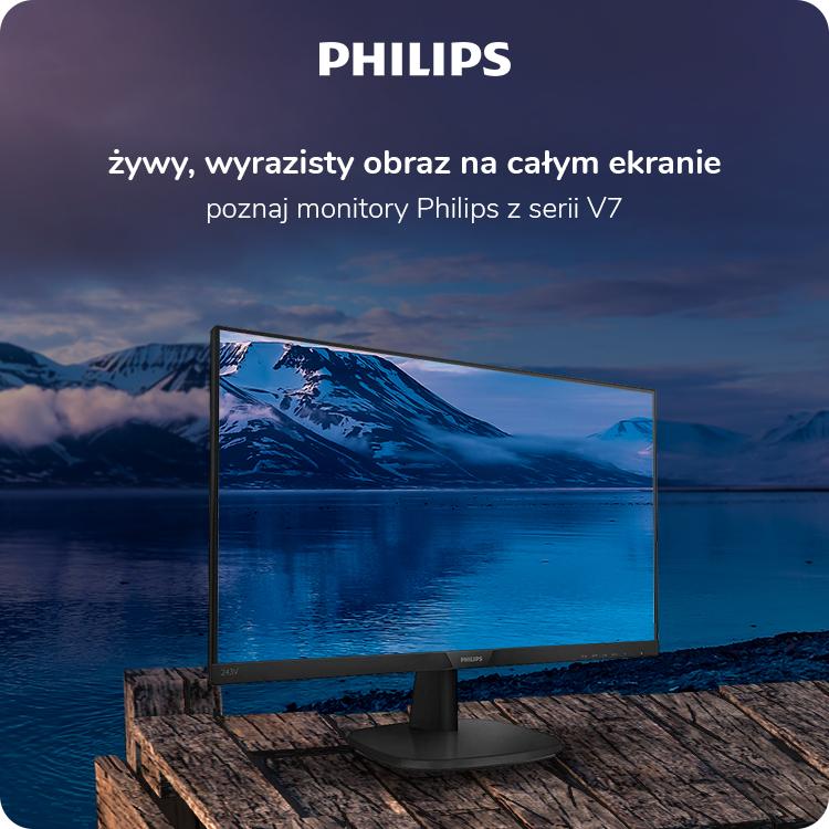 Monitory Philips serii V7 x-kom sklep
