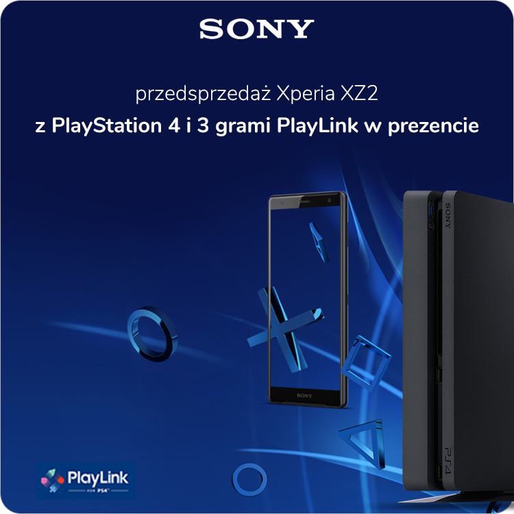 Sony Xperia XZ2 sklep PlayStation 4 Slim gratis