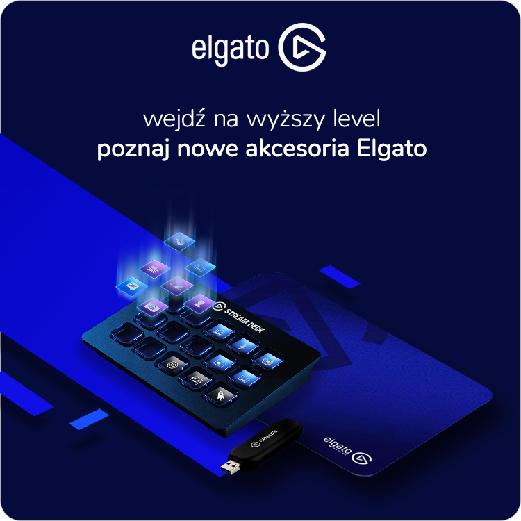 elgato akcesoria streaming