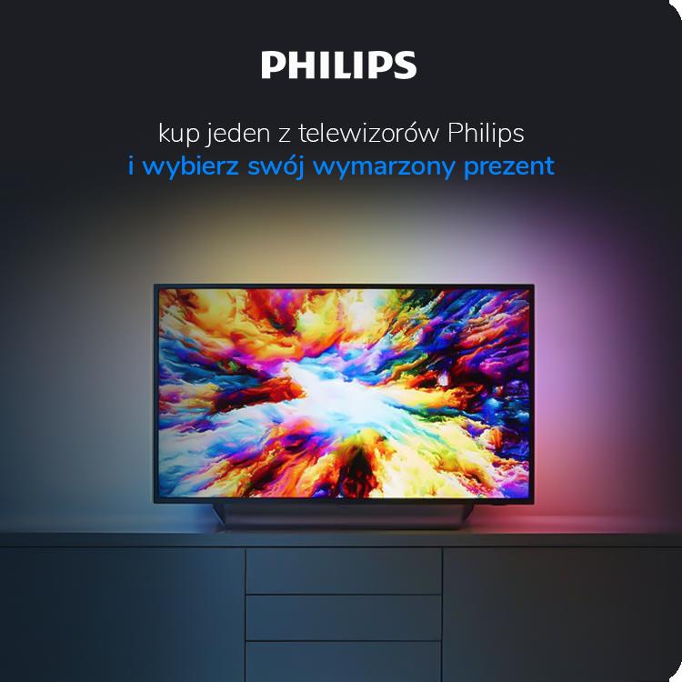 Philips Telewizory Prezenty