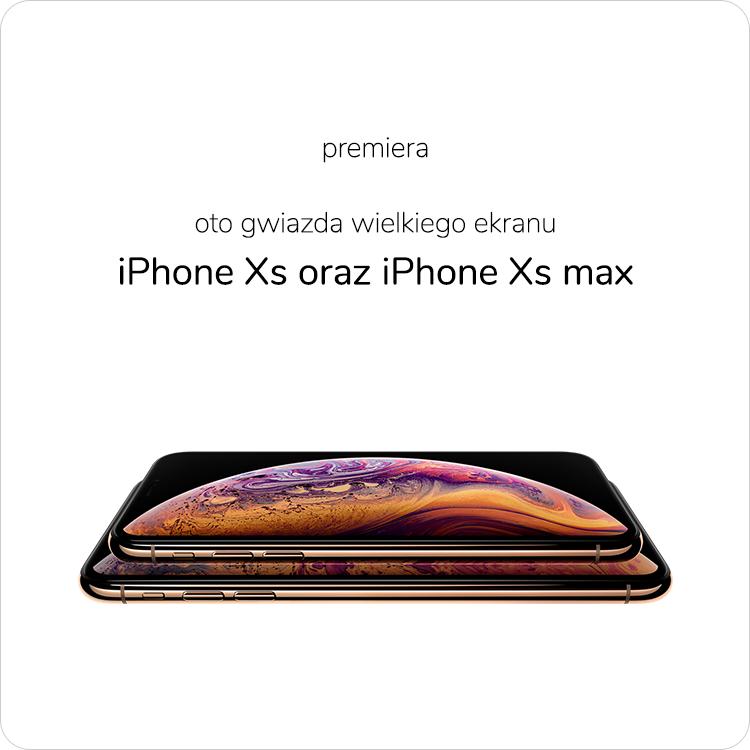 iPhone Xs sklep, iPhone Xs Max sklep
