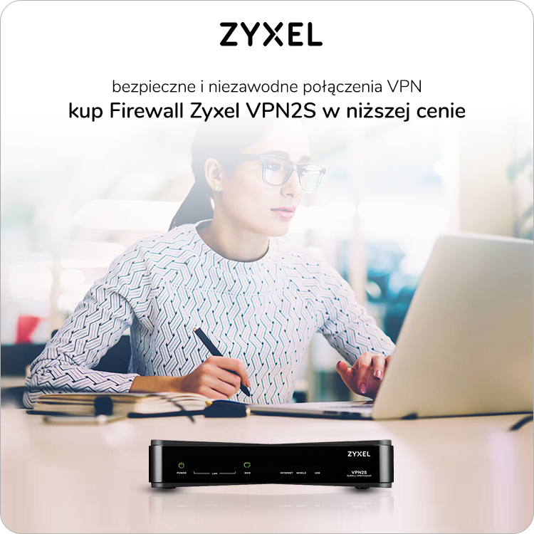 zyxel firewall promocja