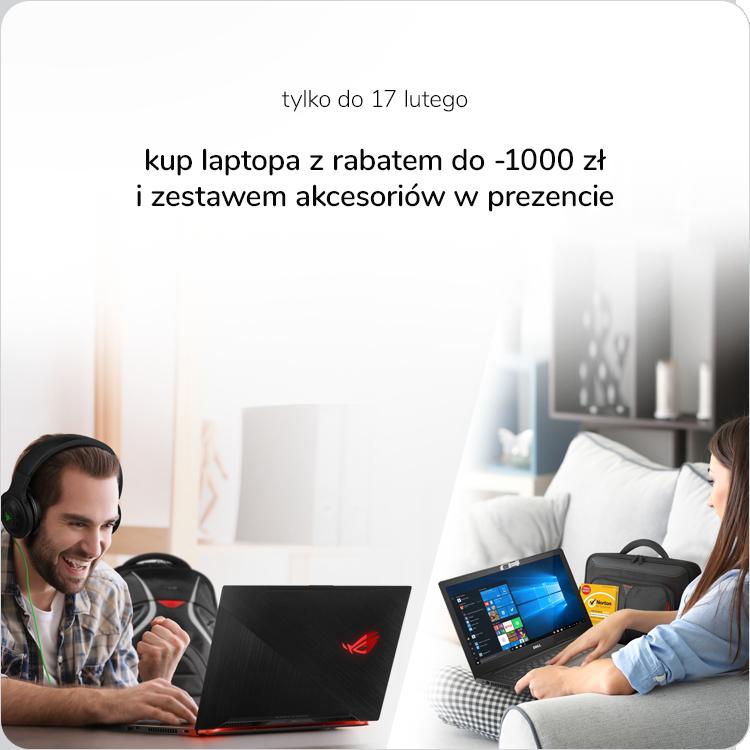 tydzien laptopow rabat akcesoria