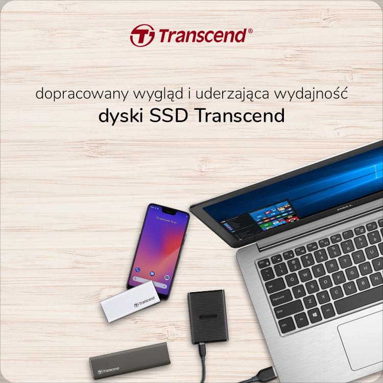 Dyski SSD Transcend sklep