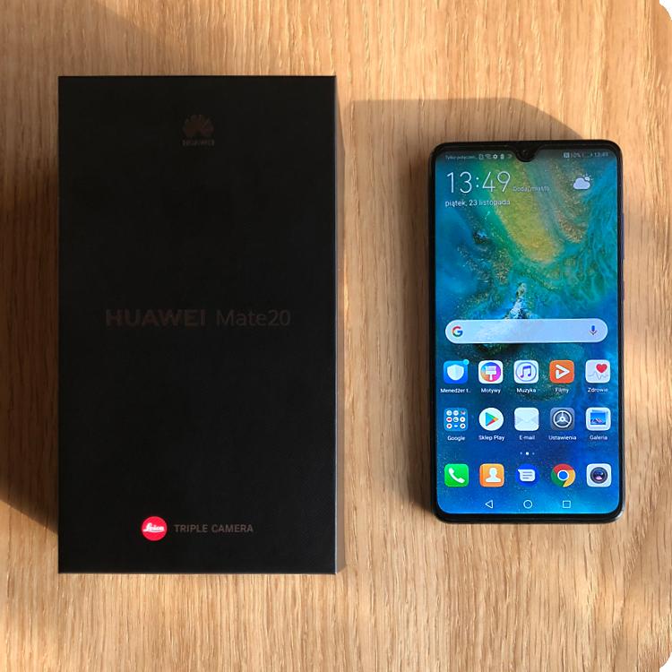 zdjęcie Huawei Mate 20