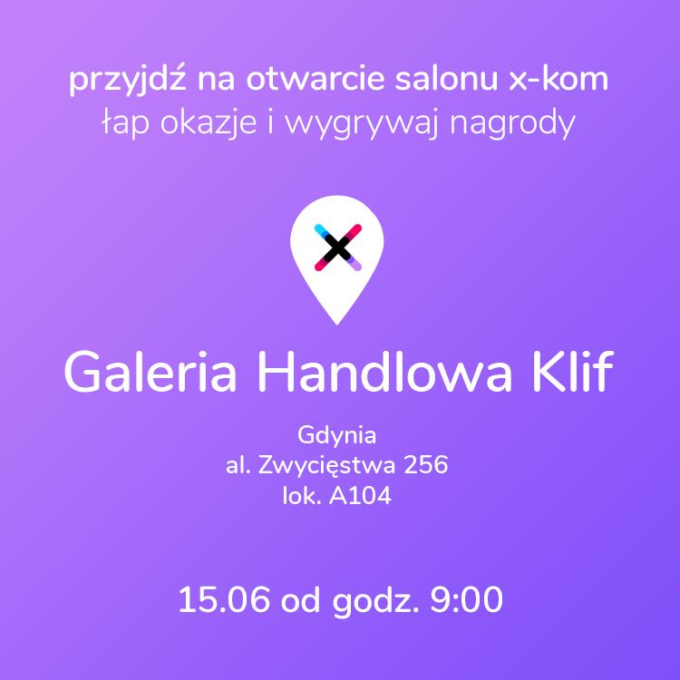salon x-kom Gdynia