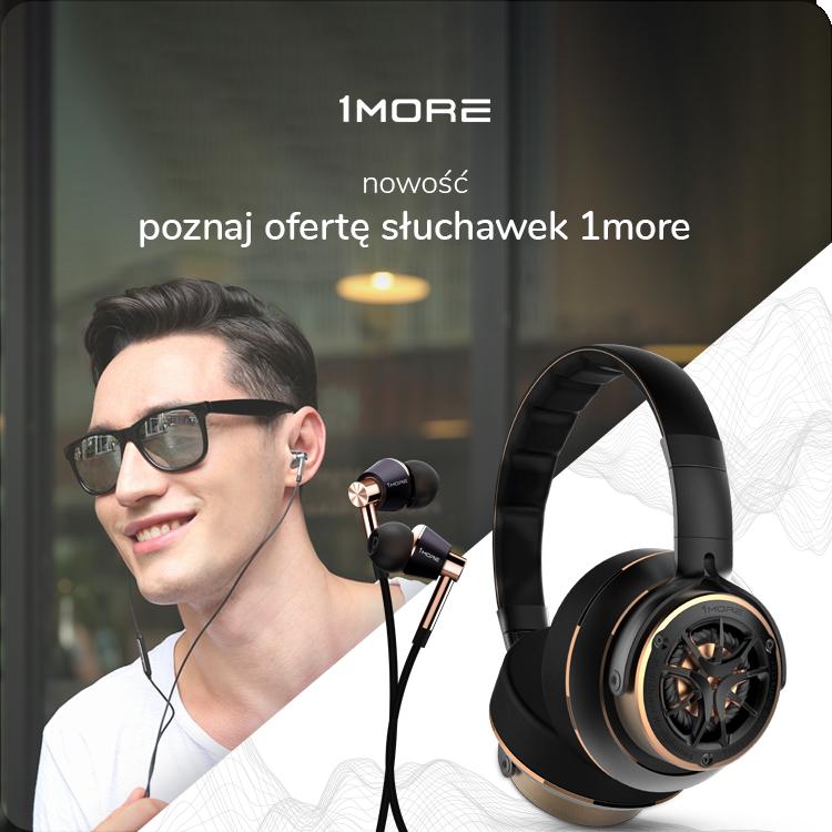 słuchawki 1more w x-kom