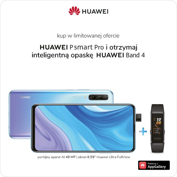 huawei p smart pro dostępne w przedsprzedaży w x-kom