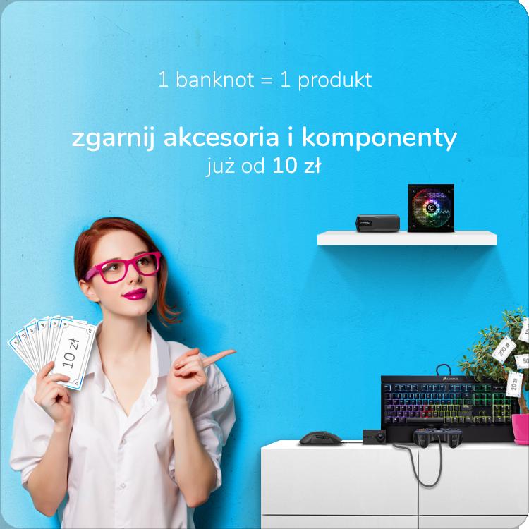 Promocja banknotowa w x-kom