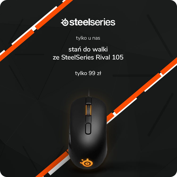 SteelSeries Rival 105 sklep