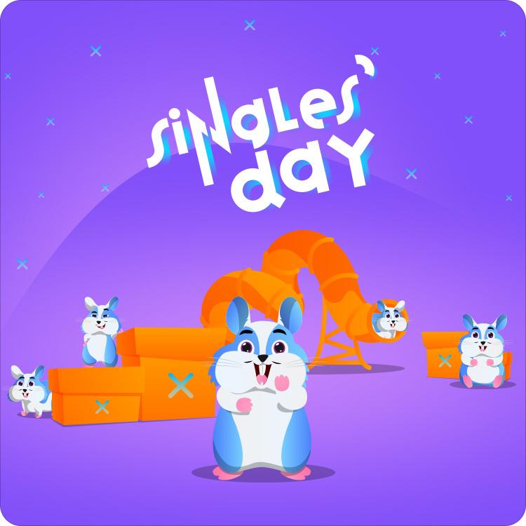 Singles' Day x-kom