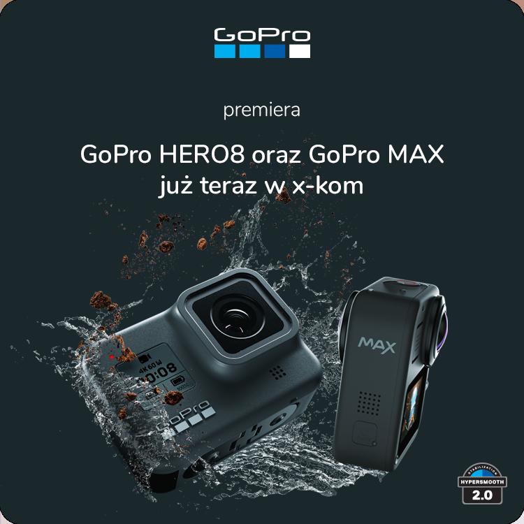 GoPro Hero8 Black sklep, GoPro Max sklep