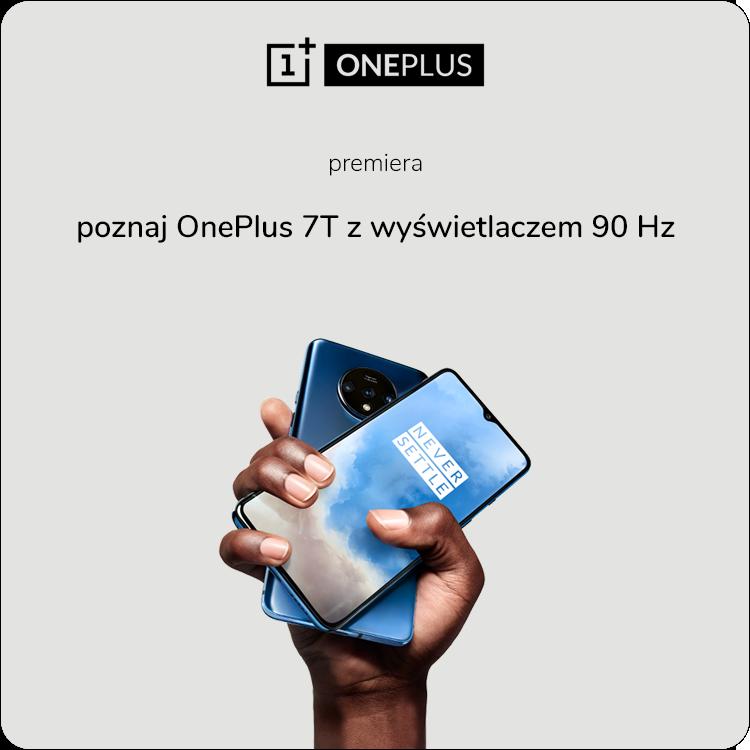 Premierowa przedsprzedaż OnePlus 7T i 7T Pro