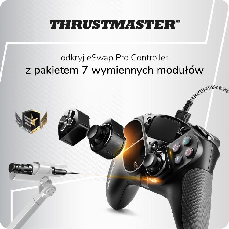 odkryj thrustmaster eswap pro controller