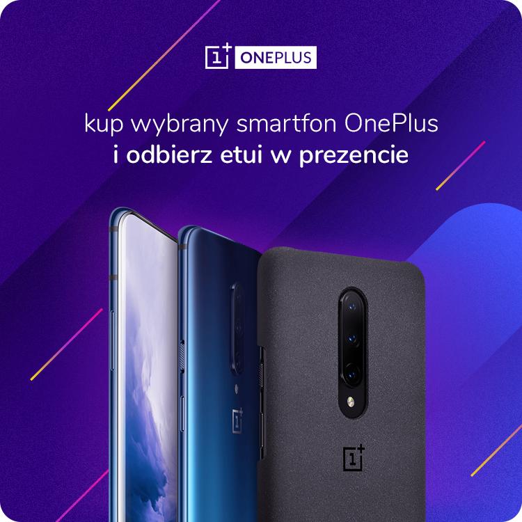 oneplus smartfony promocja x-kom