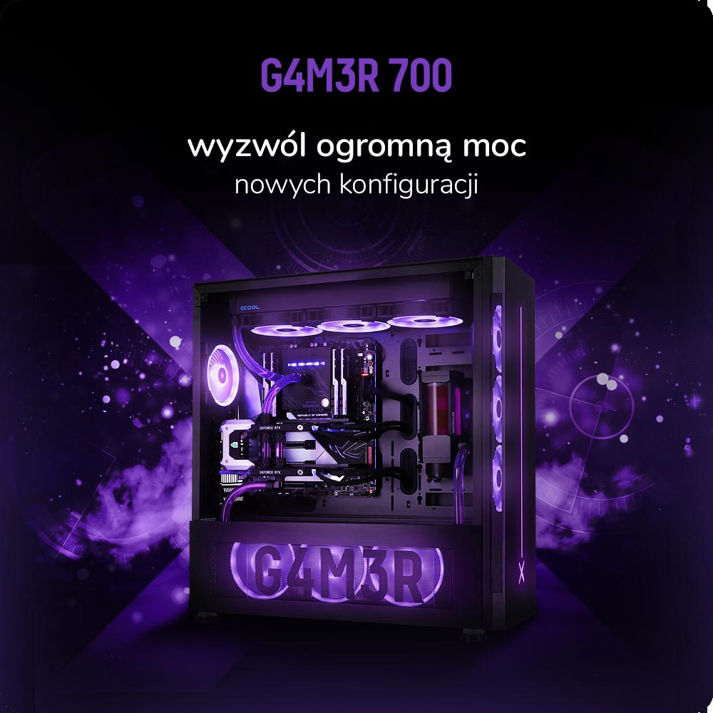 Deksopt G4M3R 700 Intel Core i9