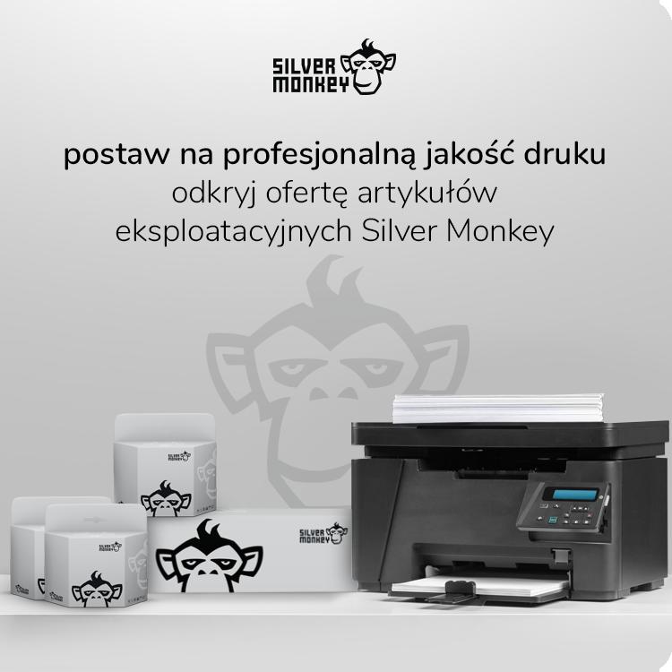 Tusze i tonery Silver Monkey