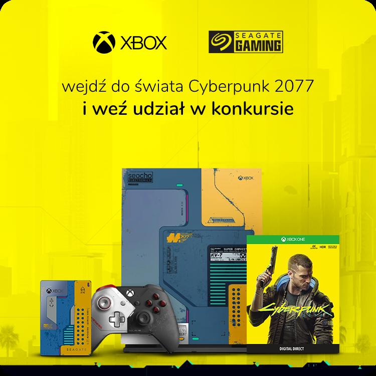 Promocja na limitowaną edycję Cyberpunk 2077
