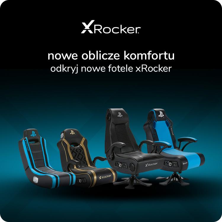Fotele xRocker