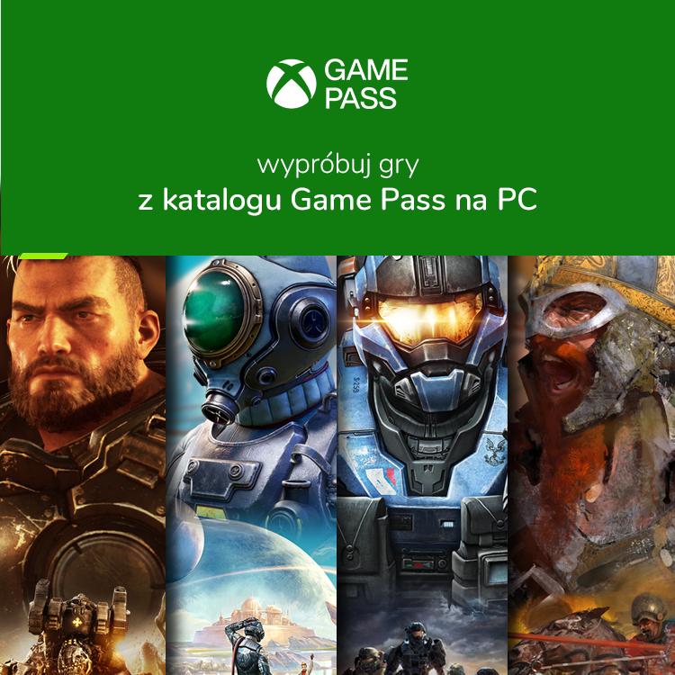 Game pass PC