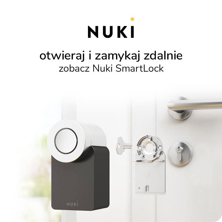 Inteligentny zamek SmartLock Nuki