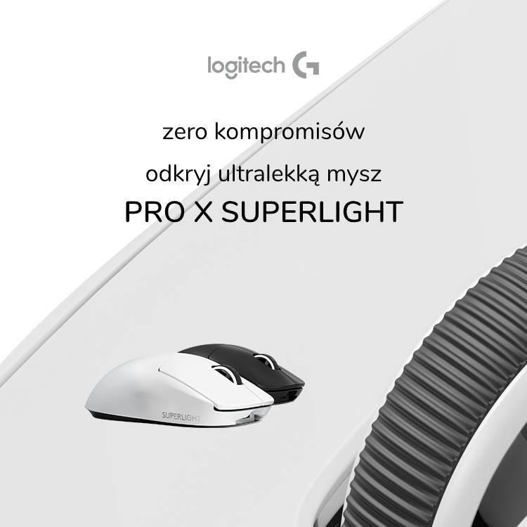 Myszka Logitech G Pro X Superlight