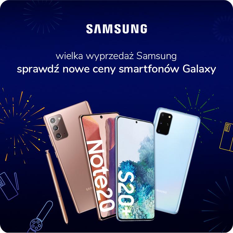 promocja wyprzedaż Samsung