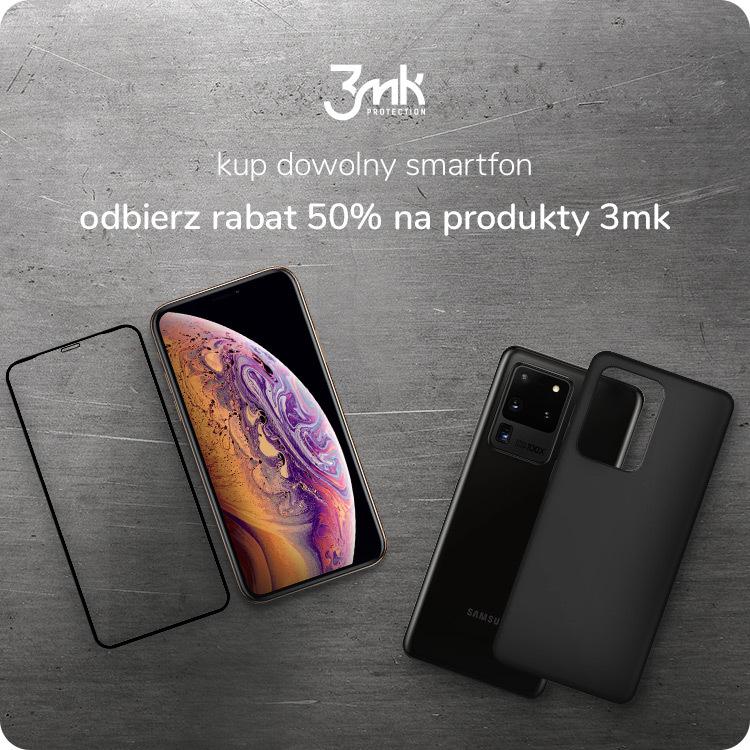 3mk promocja 50% przy zakupie smartfona