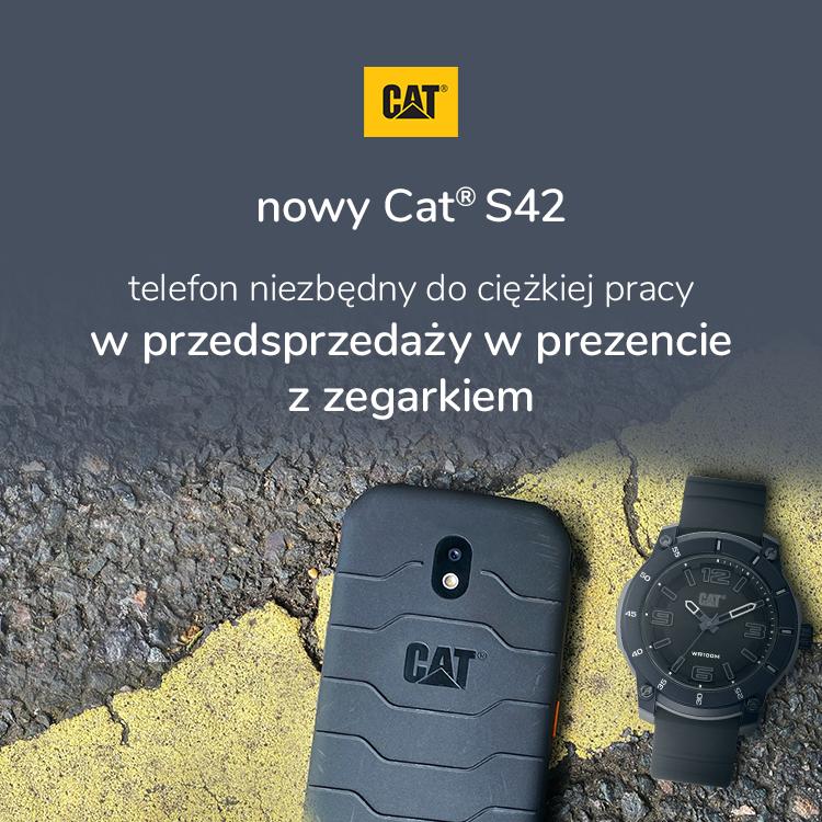CAT S42 w x-kom