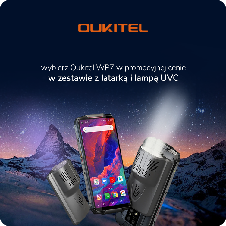 Promocja Oukitel