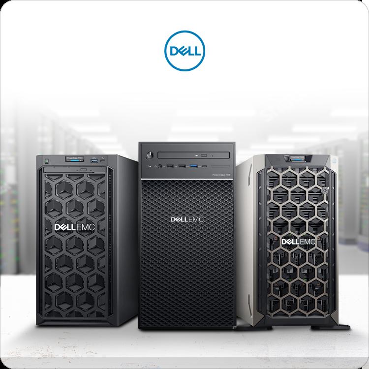 Serwery Dell w ofercie x-kom