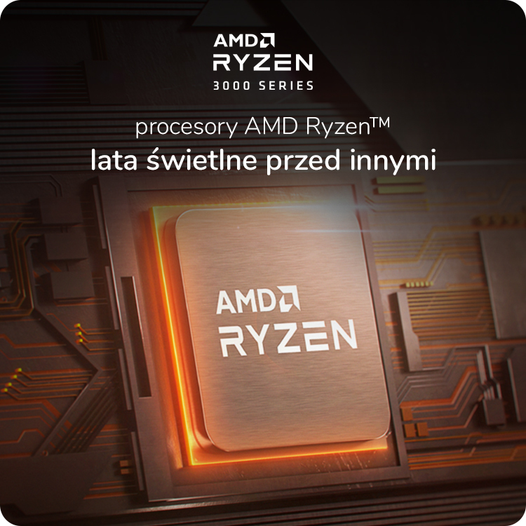 procesory amd ryzen 3000xt