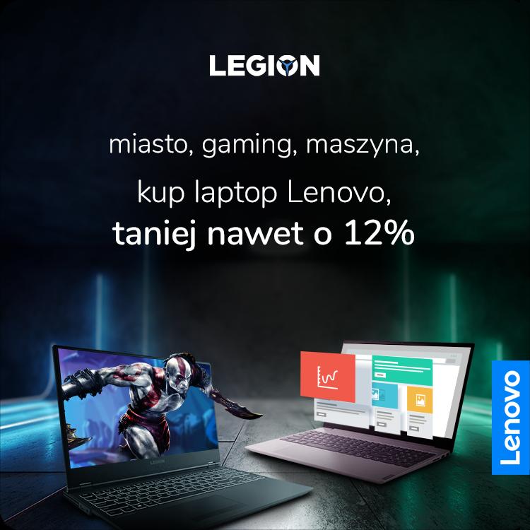 promocja laptopy Lenovo x-kom