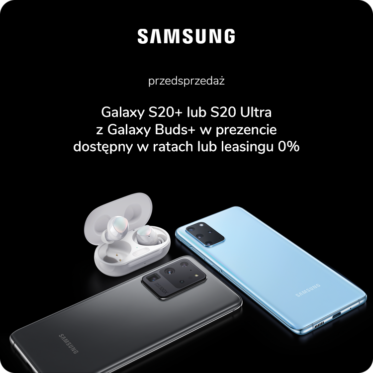 Galaxy S20 sklep, Galaxy S20+ sklep, Galaxy S20 Ultra sklep