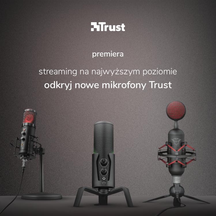mikrofony Trust sklep