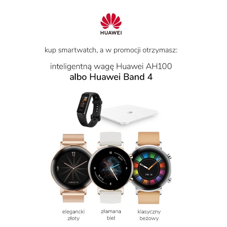 huawei smartwatch promocja