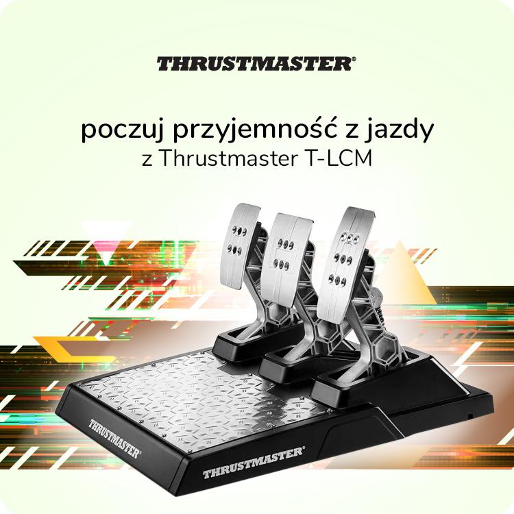 Przedsprzedaż zestawu Thrumaster