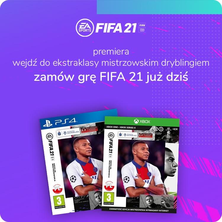FIFA 21 premiera x-kom