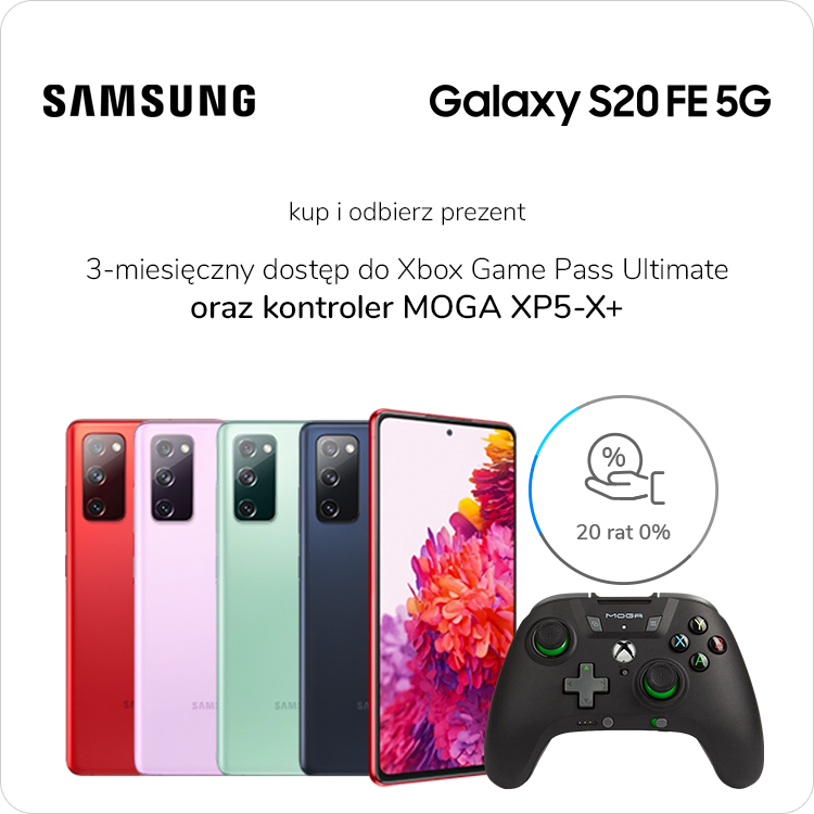 Galaxy S20 FE Gamepack