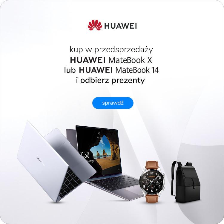 Huawei MateBook przedsprzedaż
